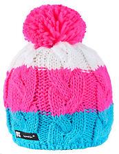 Women Men Beanie Hat Winter Warm Pom Pom Wool  Fashion Ski Snowboard Hats Xmas