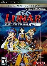 *NEW* Lunar: Silver Star Harmony Limited Edition - PSP