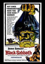Black Sabbath (DVD, 2013) Boris Karloff-Mario Bava-Salvatore Billitteri-1963