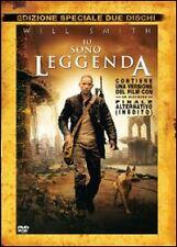 Will Smith IO SONO LEGGENDA nuovo sigillato 2 DVD FINALE ORIGINALE + ALTERNATIVO