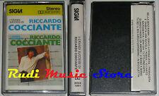 MC RICCARDO COCCIANTE Grandi successi SIGILLATA ITALY sigla no cd lp dvd vhs