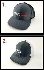 TRD Pro hat Off Road trucker head wear TRD Pro Tundra sports hat Snapback caps