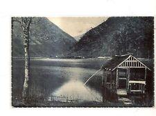 cartolina  favolosa lago del segrino vallassina como