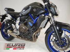 Yamaha MT-07 FZ-07 2016-2017 RD Moto Crash Frame Sliders Black New Y33S-SL01-K