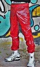 RODSPOT Glanznylon Spiegelglanz Lack Hose Regenhose shiny Nylon Pants wetlook