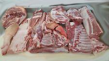 Schweine Hälfte, artgerechte und gesunde Tierhaltung, ohne Speck, ab 4,01 €/kg