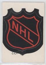 1972-73 O-Pee-Chee Decals #NHL Logo Hockey Card