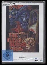 DVD THE FLESH & BLOOD SHOW - DER PHANTASTISCHE FILM - HORROR-KLASSIKER ** NEU **
