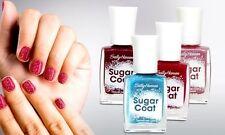 Sally Hansen Sugar Coat Textured Nail Colour Polish - Choice of Shades