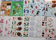 Mrs. Grossman sticker sheet You Choose - Sports Dance