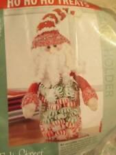 Felt Street Candy Holder Craft Kit- Your Choice- Ho Ho Ho Treats OR Santa