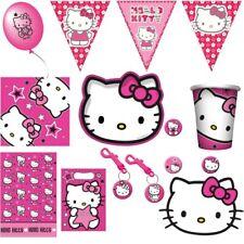 Hello Kitty Party Kindergeburtstag Mitgebsel Geburtstagsset Geburtstag Deko Set