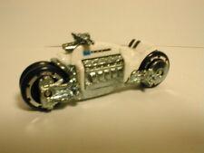 LOOSE mint Hotwheels 2006 #63 Mopar Madness #3 DODGE TOMAHAWK white   motorcycle