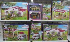 SCHLEICH Horse Club Sammlung verschiedene Sets zum aussuchen alle NEU ungeöffnet