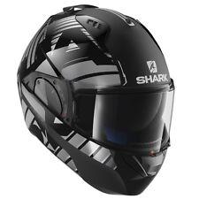Shark Evo-One 2 Flip Up Front Motorcycle Helmet - Lithion KUA
