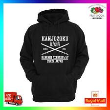 Kanjo Kanjozoku Osaka Japan JDM Good Hoodie Hoody Honda Civic EF EK EG FN2 No