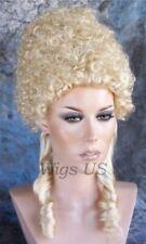 Marie Antoinette Beehive Costume Wig U Choose Color Wigs US Seller