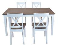 Massivholz Esstisch Esszimmertisch Tisch Essgruppe Küchentisch