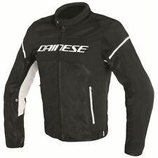 Dainese Air Frame D1 Mens Mesh Jacket Black/Black/White