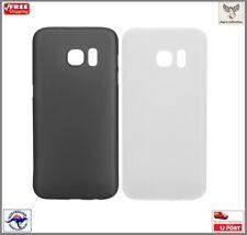 Ultra Thin 0.3mm Hard Phone Case Samsung Galaxy S7/S7 Edge Back Cover [A3G~A13]