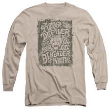 Hobbit Azog Mens Long Sleeve Shirt