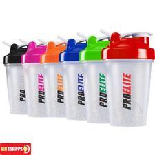 Shaker Créatine Mixer Bouteille-Bouteille d'eau 400 ml Shaker Proelite Mini shaker