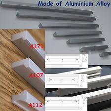 Porte de cuisine armoire placard tiroir Aluminium Poignées 40-340mm