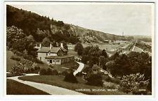 Vintage B/W Postcard Hazelwood Bellevue Belfast Ireland