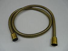 Brauseschlauch Metall Bronze, Metallbrauseschlauch, !!!Alle Längen!!!