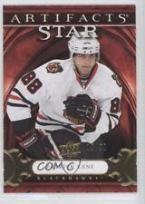 2009 Upper Deck Artifacts Gold #145 Patrick Kane Chicago Blackhawks Hockey Card