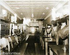 Vintage Womens Clothing Store Antique Blouses Dresses Scarves Dress Forms 1915