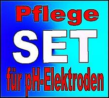 Kalibrierlösung Set  pH 7.01 und 10.01 für pH Elektroden je 70 ml