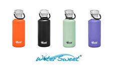 Cheeki Classic 500 ml Stainless Steel Water Bottle Choose a Design