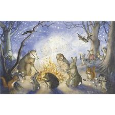 Bonfire Night-Molly Brett stampa
