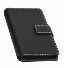 Book Style Custodia NAS Cellulare Case Astuccio Cover Custodia Protettiva in Nero-selezione