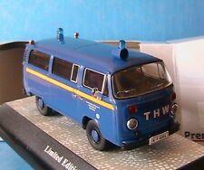 VOLKSWAGEN VW T2B BUS TECHNISCHES HILFSWERK PREMIUM CLASSIXXS 11752 1/43 vitre
