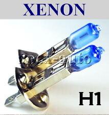 2 x H1 12v/55w Xenon Faros Bombillas + 50% Super Brillante