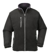 PORTWEST F401 City Fleece Double-sided Heavyweight & Snug with Contrast Zips