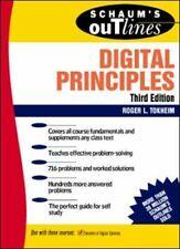 Schaum's Outline of Digital Principles (Schaums... by Tokheim, Roger L Paperback