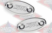 CBR Polished Mirror Block Off Plates Offs F4i 929RR 954