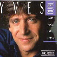 CD 20T YVES DUTEIL UNE VOIX, UN COEUR SELECTION DU READER'S DIGEST TBE