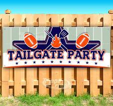 TAILGATE PARTY Advertising Vinyl Banner Flag Sign Many Sizes NFL FOOTBALL
