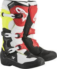 Alpinestars TECH 3 Boots Black/White/Yellow