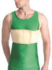 Bandage Fixation Brustkorb Dos Sein Ceinture Prise en Charge Fermeture Scratch