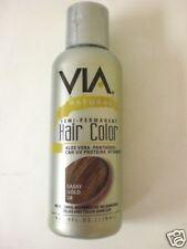 VIA  NATURAL HAIR COLOR SASSY GOLD #28 4 oz.