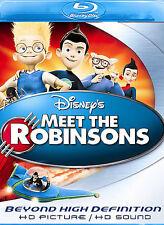 Walt Disney's Meet the Robinsons ~ NEW Blu-ray Disc DVD