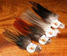 CLEAR Chicone´s Barred Regular CRUSHER Legs Hareline 80 Streifen FL CHARTREUSE