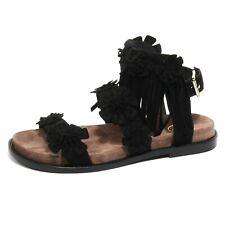 B2288 sandalo donna ASH MEKITA scarpa nero shoe woman