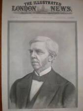 In ritardo Oliver Wendell Holmes stampa e dell'articolo 1894