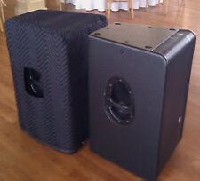 Mackie HD1531 HD 1531 Premium Padded Black Covers (2)   Quantity of 1 = 1 Pair!